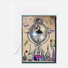 Perfume &Amp; Fairy Dust Greeting Card