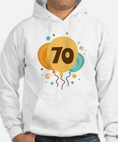 70th Birthday Party Hoodie