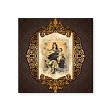 Our Lady of Mt Carmel Sticker
