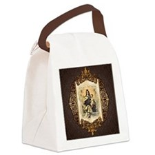 Our Lady of Mt Carmel Canvas Lunch Bag