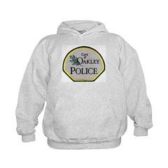 Oakley Police Hoodie