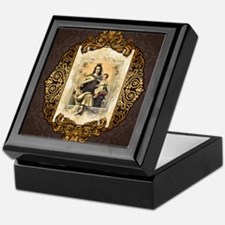 Our Lady of Mt Carmel Keepsake Box