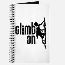 Climb On Journal