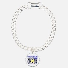 Colon Cancer Messed With Wrong Chick Bracelet