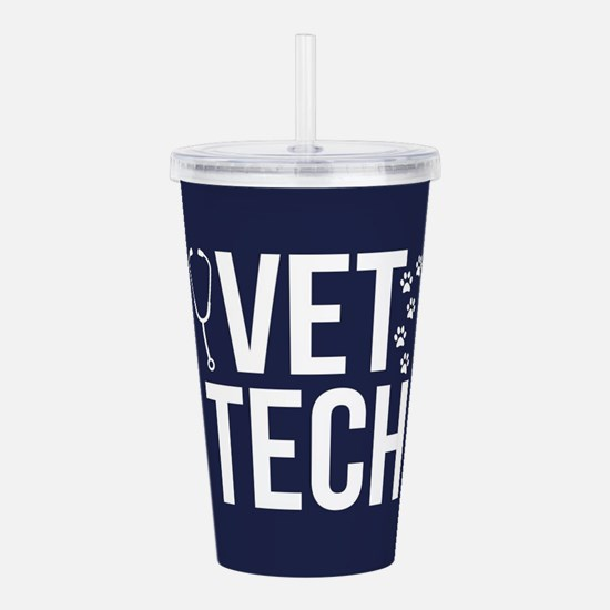 Vet Tech Acrylic Double-wall Tumbler