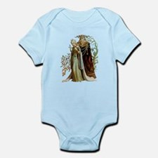 Beauty and the Beast Infant Bodysuit