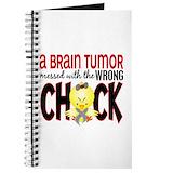 Brain tumor Journals & Spiral Notebooks