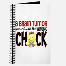 Brain Tumor Messed With Wrong Chick Journal