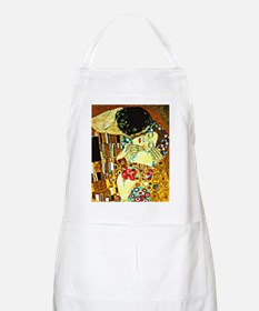 Klimt - The Kiss (Closeup) Apron