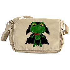 Count Frogula Messenger Bag
