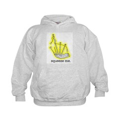Squeeze Me. (Bagpipes) Hoodie