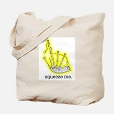 Squeeze Me. (Bagpipes) Tote Bag