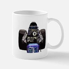 Nostalgia Dragster Mugs