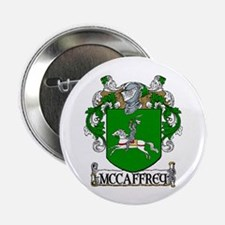 """McCaffrey Coat of Arms 2.25"""" Button (10 pack)"""