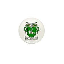 McCaffrey Coat of Arms Mini Button (10 pack)