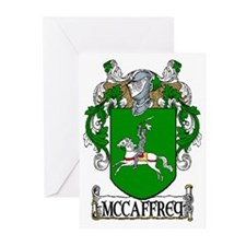 McCaffrey Coat of Arms Greeting Cards (Pk of 10)