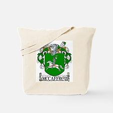 McCaffrey Coat of Arms Tote Bag