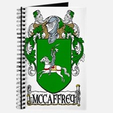 McCaffrey Coat of Arms Journal