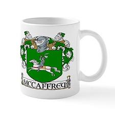 McCaffrey Coat of Arms Mug
