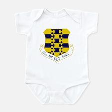 61st ABW Infant Bodysuit