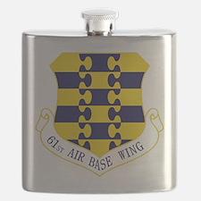 61st ABW Flask
