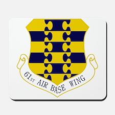 61st ABW Mousepad