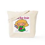 Future Hair Stylist Tote Bag
