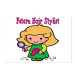 Future Hair Stylist Postcards (Package of 8)