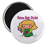 Future Hair Stylist Magnet