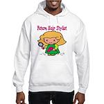 Future Hair Stylist Hooded Sweatshirt