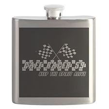 Cafe Racer 59 Keep the spirit alive Flask