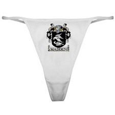 Madden Coat of Arms Classic Thong