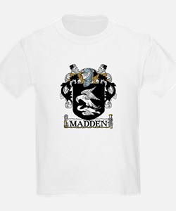 Madden Coat of Arms Kids T-Shirt