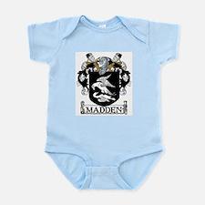 Madden Coat of Arms Infant Bodysuit
