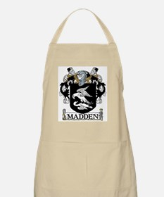 Madden Coat of Arms Apron
