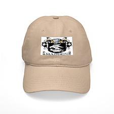 Madden Coat of Arms Baseball Baseball Baseball Cap