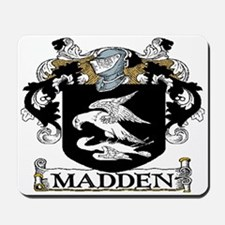 Madden Coat of Arms Mousepad