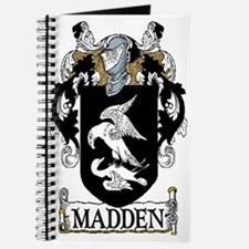 Madden Coat of Arms Journal