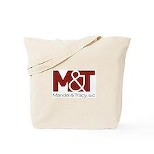 M & T Tote Bag