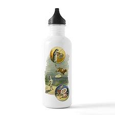 Vintage Nursery Rhyme Water Bottle