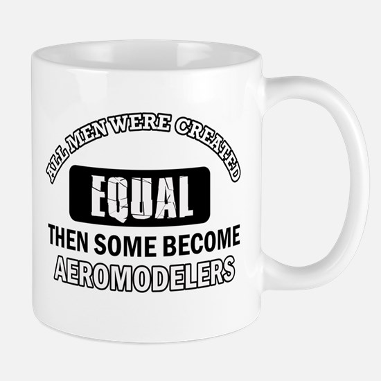 Cool Aeromodellers designs Mug