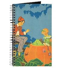 Vintage Nursery Rhyme Journal