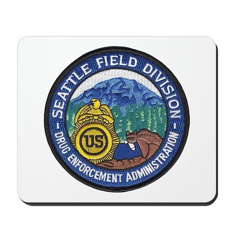DEA Seattle Mousepad