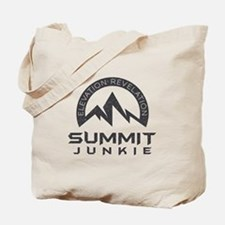 Summit Junkie Tote Bag