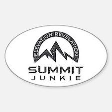 Summit Junkie Decal