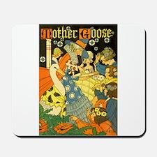 Vintage Mother Goose Mousepad