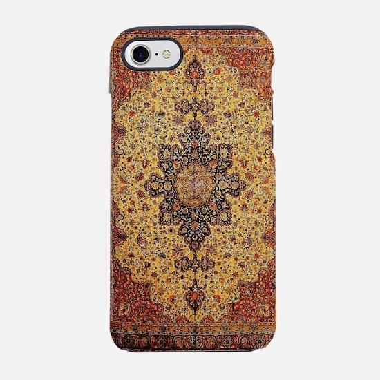 Persian Carpet Oriental Rug Pattern iPhone 7 Tough