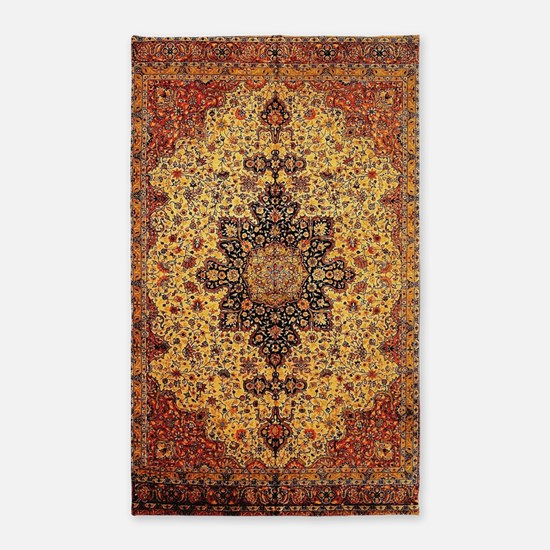 Persian Carpet Oriental Rug Pattern Area Rug