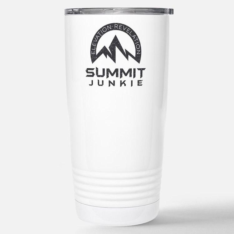 Summit Junkie Travel Mug