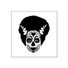 Day of The Dead Bride Sticker